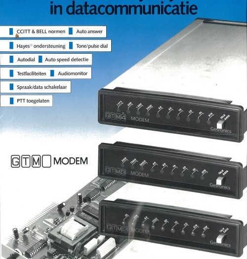 getronics-modem